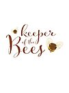 Keeper of the Bees by jitterfly