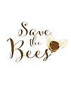 Save the bees by jitterfly