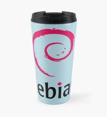Debian Travel Mug