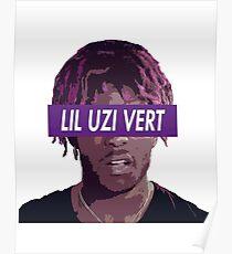 Lil Uzi Vert x Supreme Poster