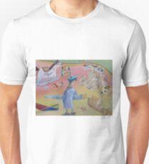 El constructor. The constructor Unisex T-Shirt