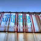 Old Sherwin Williams Sign by Julie Conway