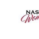 Nasty Woman Nevertheless She Persisted Nasty Woman Mug by Carl Huber