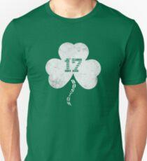 Boston Celtics 17 Shamrock T-Shirt