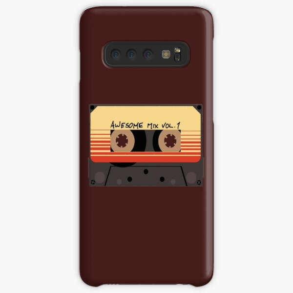 Awesome Mix Vol 1 Samsung Galaxy Snap Case