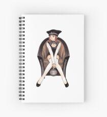 Tro Spiral Notebook