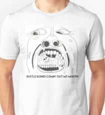 King Crimson Hustle Bones Unisex T-Shirt