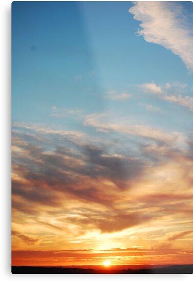 sunrise or sunset? by Amelia Lemmon