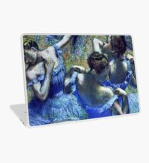 Edgar Degas - Blue Dancers Laptop Skin