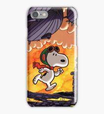 SNOOPY PEANUTS CHARLIE BROWN MISAL iPhone Case/Skin