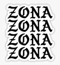 Arizona Pablo Sticker