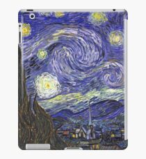 Vincent van Gogh, Starry Night iPad-Hülle & Klebefolie