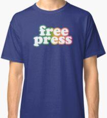 Free Press Classic T-Shirt