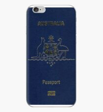 Australian Passport  iPhone Case