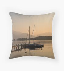Chiemsee - Bavaria Throw Pillow