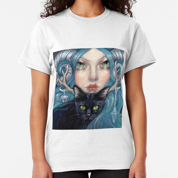 Thora and Uriel Classic T-Shirt