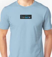 GoPro logo back ground Unisex T-Shirt