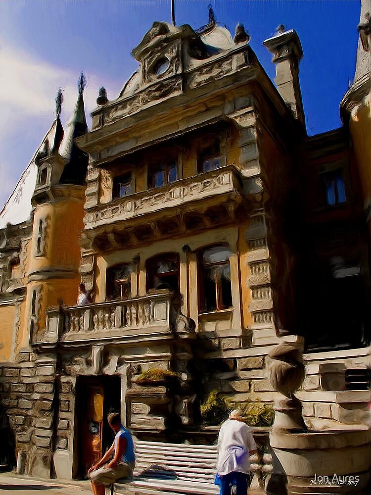 Massandra Palace by Jon Ayres