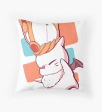 [FFXIV] Church of Mog Throw Pillow