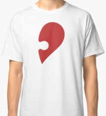 Puzzle Pieces Love Heart Classic T-Shirt