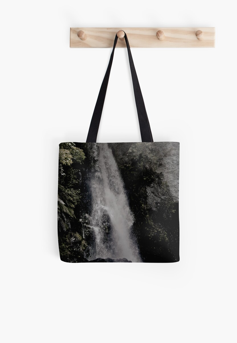 A waterfall I vaguely remember by Ashley Ng