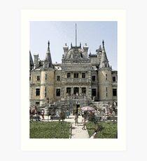 Massandra Palace4 Art Print