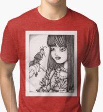 Magical bird Tri-blend T-Shirt