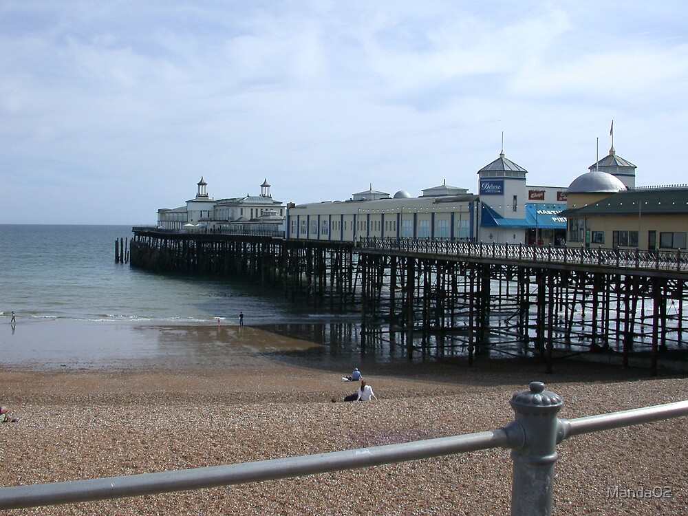 Hastings Pier by Manda02