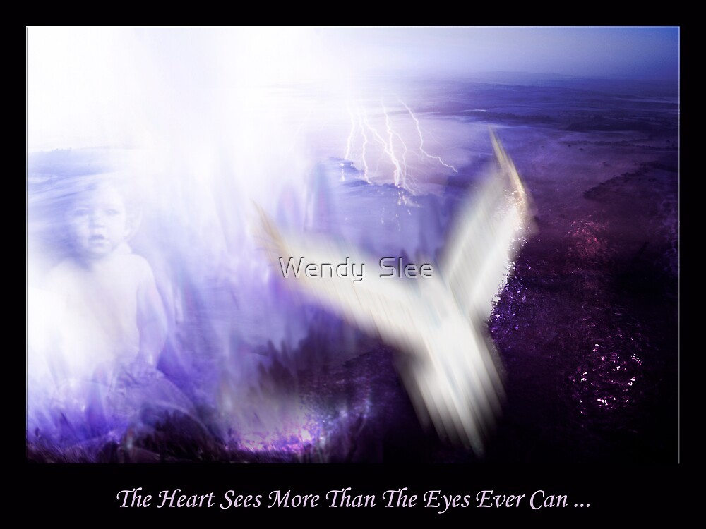 Heart by Wendy  Slee