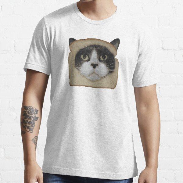 Breaded Inbread Cat Breading Essential T-Shirt