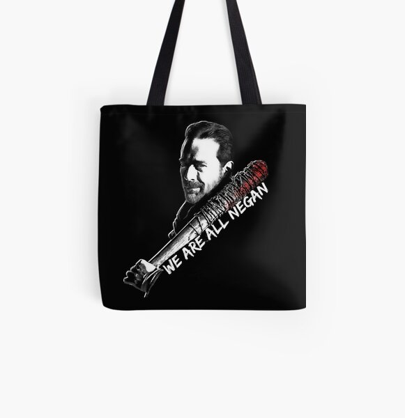 We Are All Negan All Over Print Tote Bag
