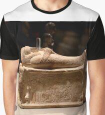 Egyptian sculptures Graphic T-Shirt
