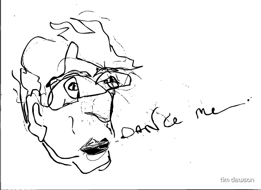 leonard cohen by tim dawson