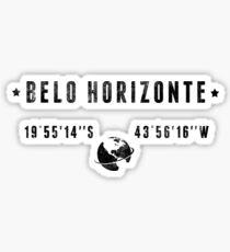 Belo Horizonte Sticker
