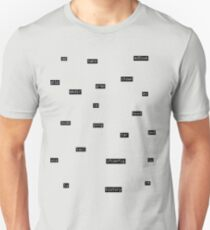 LinuxCommandsv1.0 T-Shirt