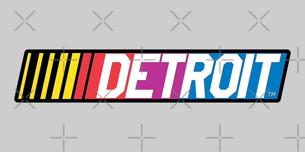 Detroit Racing by thedline