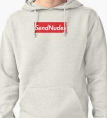 Send Nudes Supreme Homage Pullover Hoodie