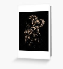 Lost in Space Greeting Card