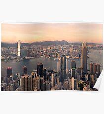HONG KONG 08 Poster