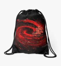 Journey to the Edge of the Universe Drawstring Bag