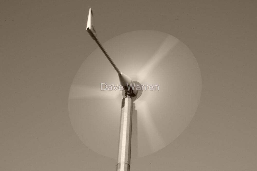 Wind Power by Dave Warren