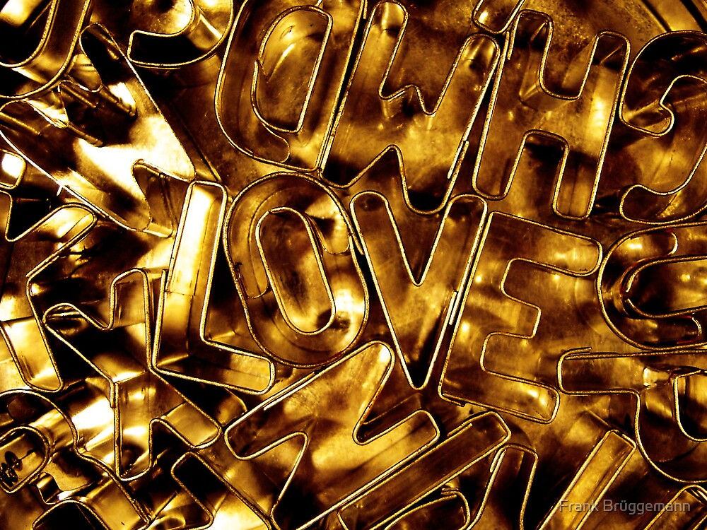 LOVE by Frank Brüggemann