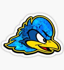 UD BLUE HEN Sticker