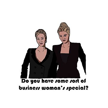 Romi & Michele Business Woman's Special by djalicat