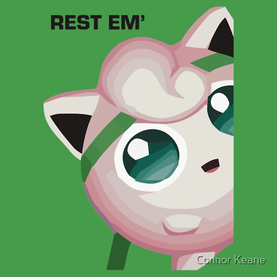 Rest Em Unisex T Shirt A T Shirt Of Nintendo Pokemon Anime