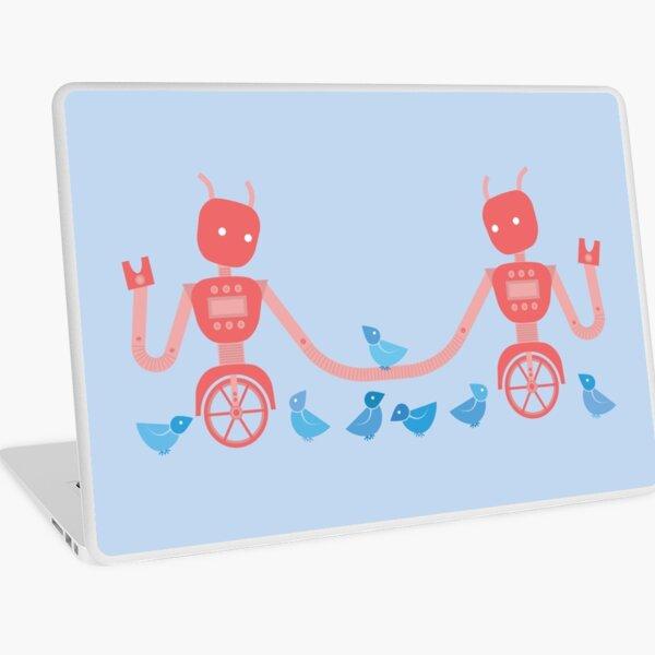 12 Months of Robots - July Laptop Skin