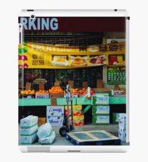 Produce Stand iPad Case/Skin