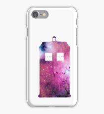tardis universe iPhone Case/Skin