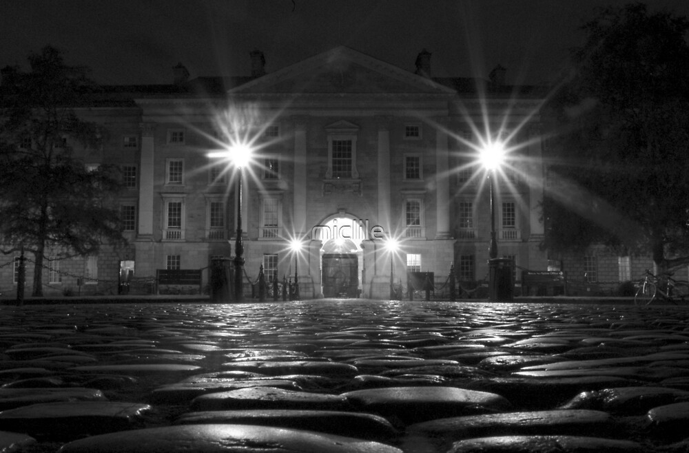Trinity College Dublin by miclile
