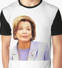Lucille Bluth Graphic T-Shirt